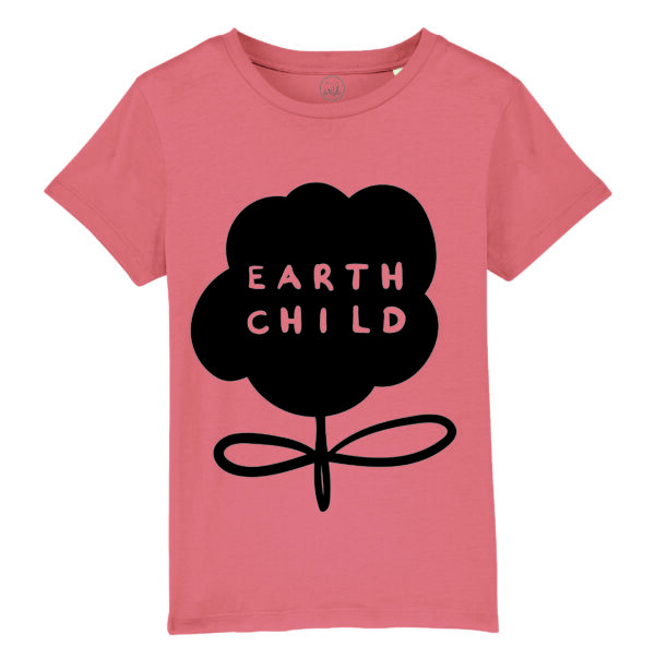 Earth Child Organic Cotton Children's T-Shir